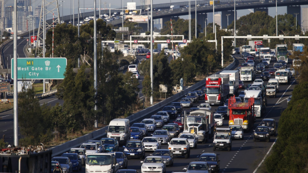 Article image for Extra $40 million to dealing with congestion across Perth in next week's budget.