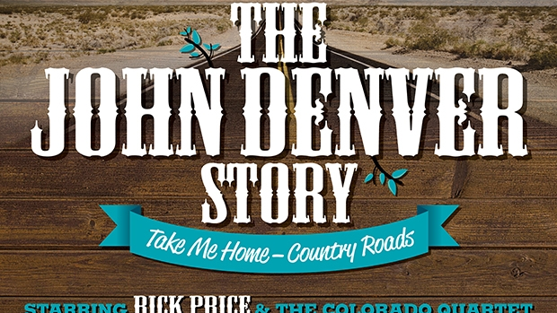 Article image for Rick Price stars in The John Denver Story, July 2015 at The Regal Theatre