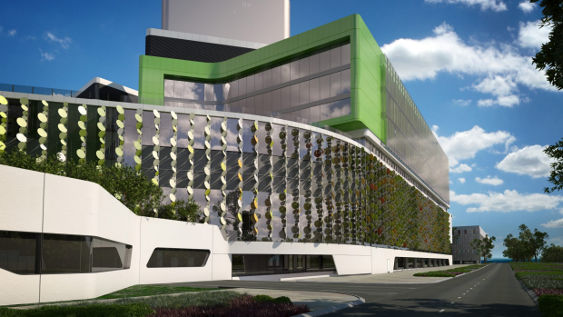 Article image for Tests confirm presence of asbestos at Perth Children's Hospital