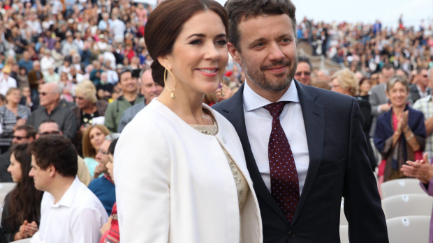Article image for Princess Mary shocks local food store