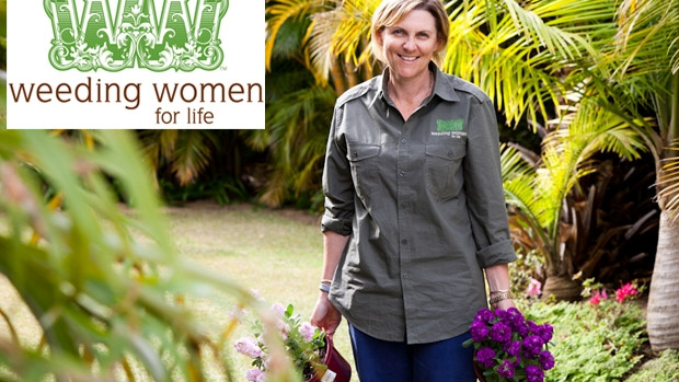 Article image for Win a Weed-free garden for a year, thanks to Weeding Women.