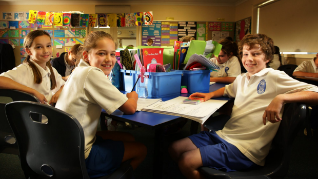 Article image for Should we be teaching the three Cs in our schools?