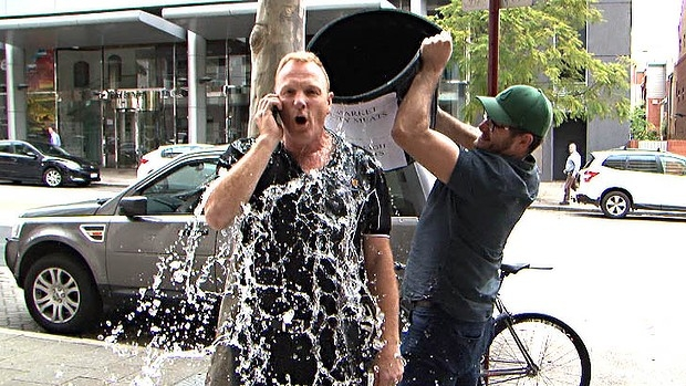 Article image for One year on: Did the ice bucket challenge make a difference in WA?