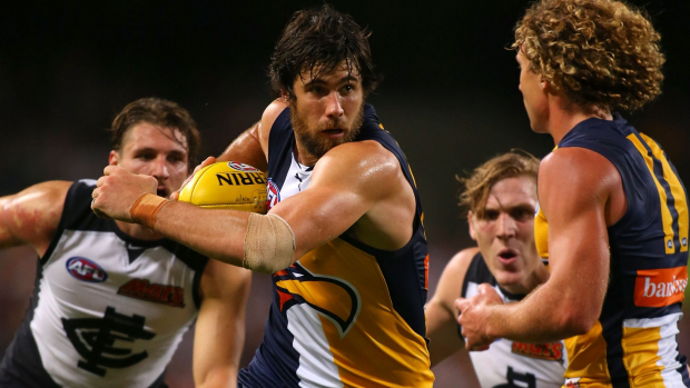 Article image for Kennedy set to claim the Coleman medal