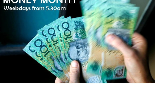 Article image for The $1000 Money Month, weekdays in Breakfast with Steve & Baz.