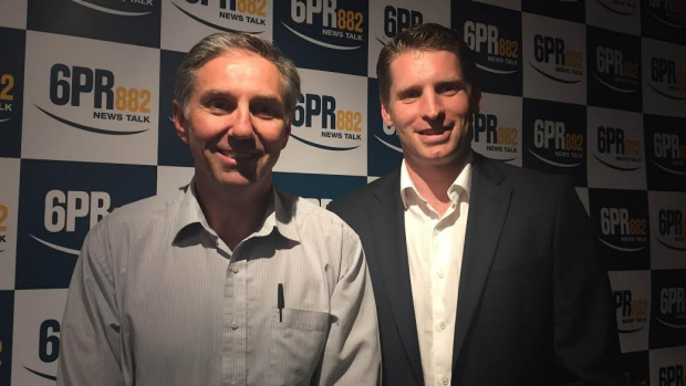 Article image for Canning candidate Andrew Hastie on Mornings