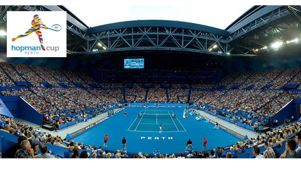 Article image for Win tickets to the 2016 Hopman Cup, this weekend!