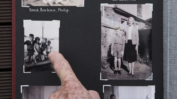 Article image for Uncovering family secrets