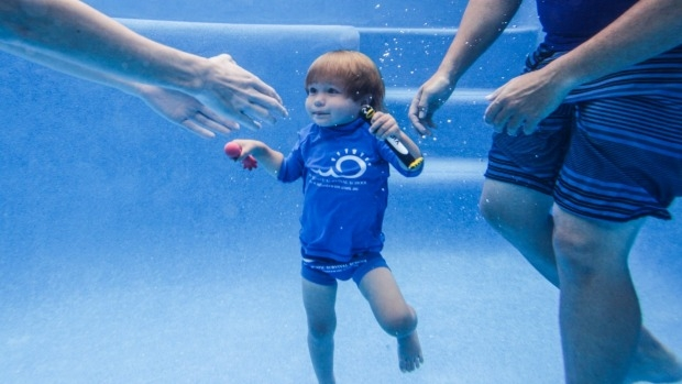Article image for Controversial swim school applauded by listeners