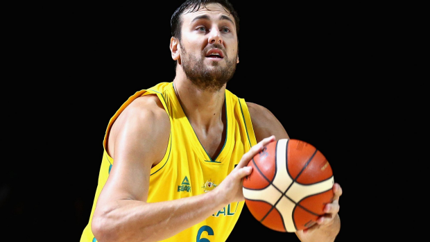 Article image for Bogut and Boomers going for gold in Rio
