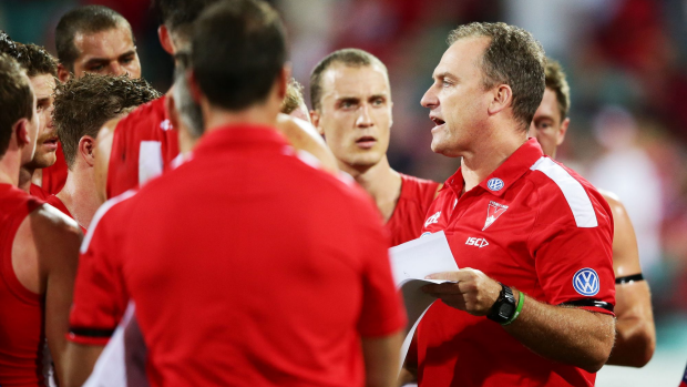 Article image for Longmire backs AFL scrapping GF replay