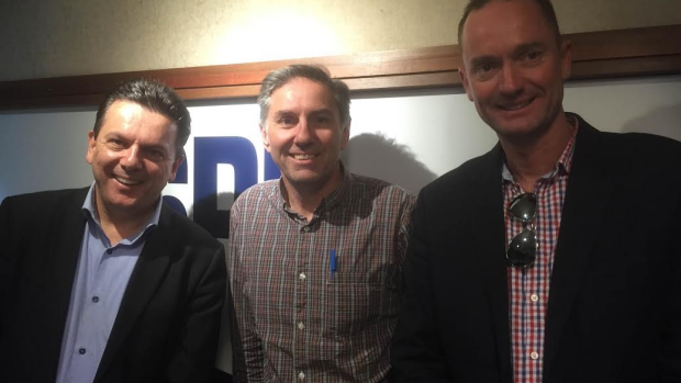 Article image for Nick Xenophon and WA Senate candidate Luke Bolton on 6PR