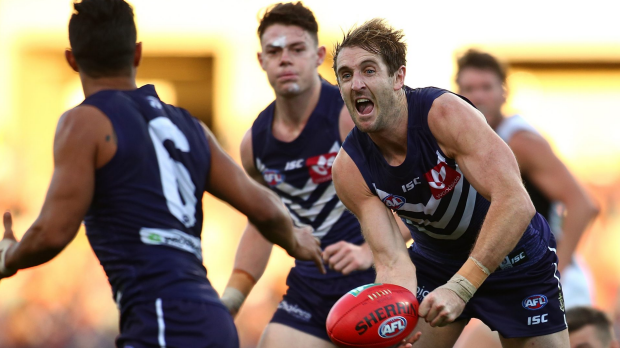 Article image for Freo ready for Friday night challenge