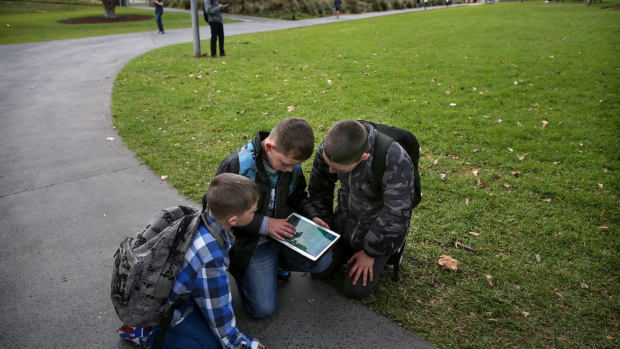 Article image for How will Perth schools react to Pokemon Go craze?