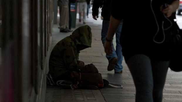 Article image for Counting the homeless
