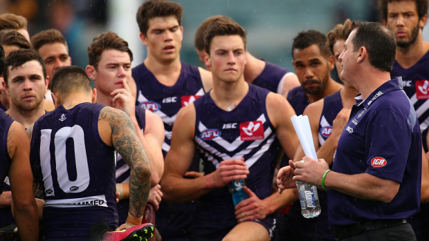 Article image for Premiership Player Hamling to Freo?