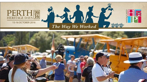 Article image for Perth Heritage Days 2016
