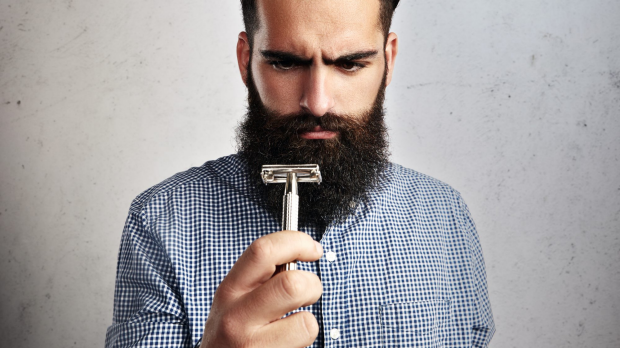 Article image for Old-school barbers back in style