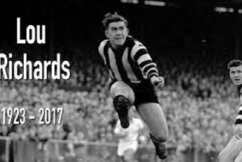 Lou Richards passes away