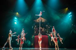 Cirque du Soleil will need business insurance! Rod Fitzgerald on Afternoons