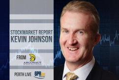 Kevin Johnson's Stock Market Report