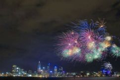 City of Perth urged to go ahead with 'COVID-safe' Skyworks