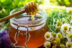 Just a spoonful of honey….