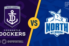 North move up with Freo win