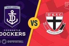 Freo bounce back over struggling Saints