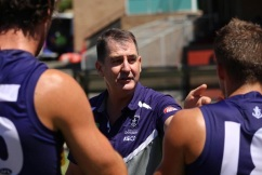 We Love Him: Hill says of Ross Lyon
