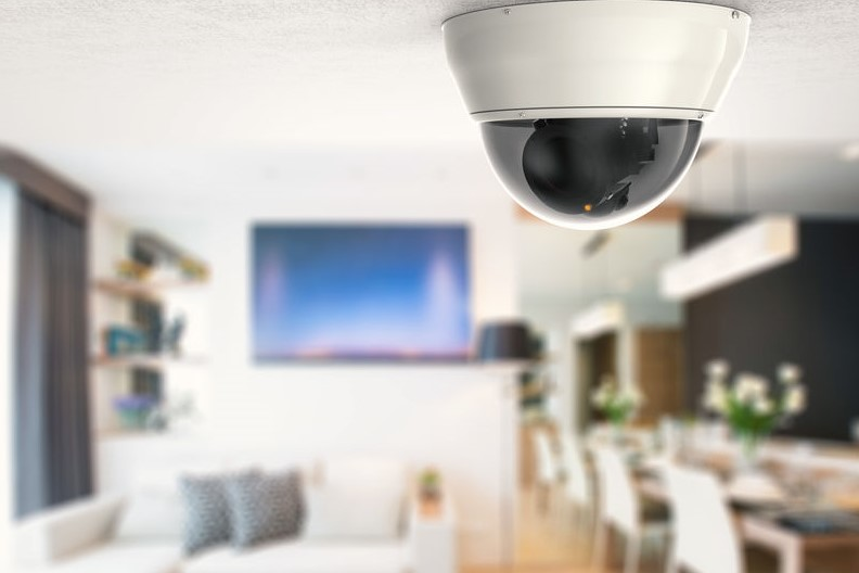 Article image for Warning about your home CCTV system