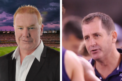 """""""This is a great day for the Fremantle football club"""": Brad Hardie"""