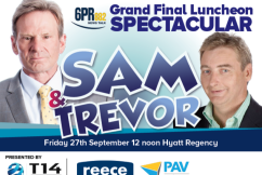 Grand Final Luncheon Spectacular