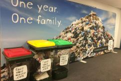 Just how much do we throw away every year?