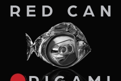 Author Madelaine Dickie talks about her latest book: Red Can Origami