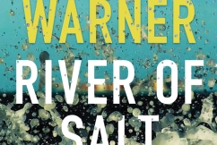 Author Dave Warner talks his latest book: River of Salt.