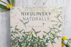 Illustrator Philippa Nukulinsky joins us to talk about her latest book: Nikulinsky Naturally