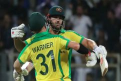 Australia's mighty victory against India in first ODI