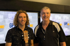 Local Music Talent: Steve Hensby