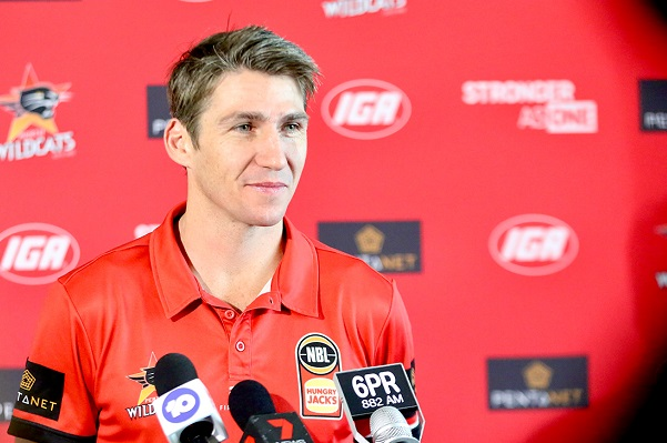 Article image for 'The Desire To Play Is There' Wildcats Champion Captain Damian Martin Is Holding Out On Retirement Calls
