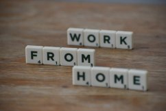 Does working from home cause psychological distress?