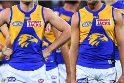 The chain of play is broken: Josh Kennedy