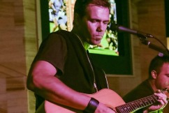 Friday night live with Chris Brennand