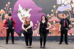 Perth Tonight Music with The Skelton Collective