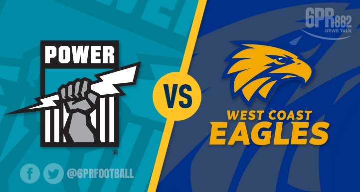 Article image for Power buzzing to take down Eagles
