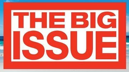 Article image for The Big Issues is back on the streets.
