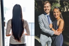 West Aussie couple take on the ultimate restyle for an incredible cause
