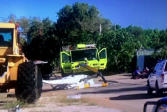 Broome tragedy: Man and young girl killed in chopper crash