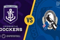 Fremantle steal a thriller from the Pies