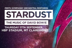 Stardust: David Bowie re-imagined by Perth Symphony Orchestra